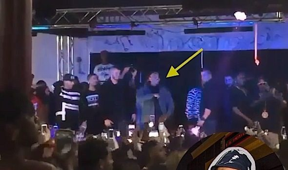 (UPDATED) Club Shooting Pops Off During Chris Brown's Performance [EXTENDED VIDEO]