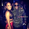 Christina Milian-Lil Wayne-Start A Fire-AMAs-the jasmine brand