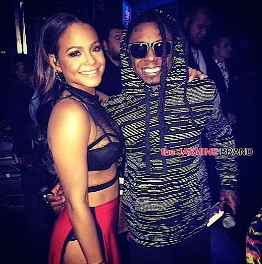 Lil Wayne & Christina Milian Remix 'Drunk in Love' + 'Sorry For the Wait 2' Released [New Music]