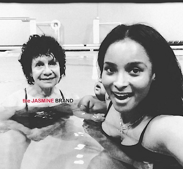Ciara-Baby Future-Swimming Lesson-the jasmine brand