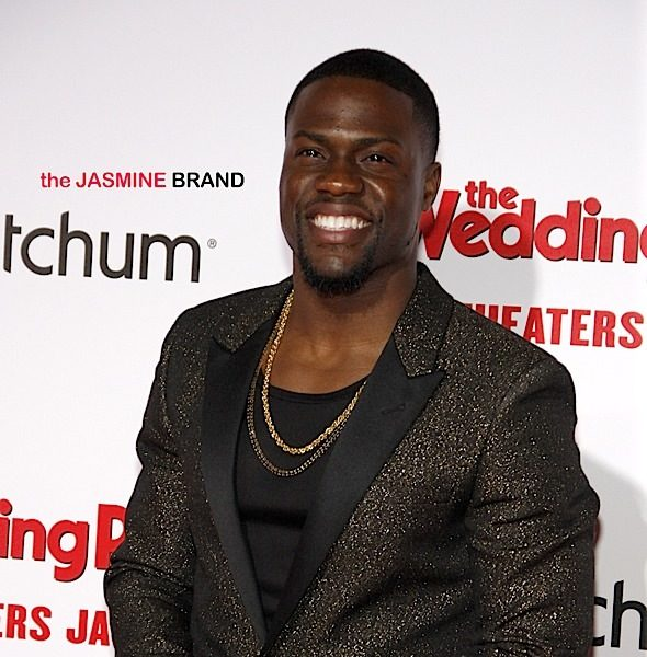 Kevin Hart Teams Up W/ 'Black-ish' Producer For New ABC Comedy