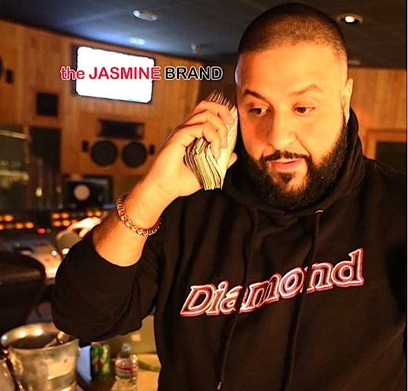(EXCLUSIVE) DJ Khaled Hit With $20K Judgement Over Bodyguard Lawsuit