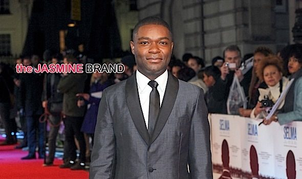 David Oyelowo Says Academy Members Didn't Vote For 'Selma' Because They Wore 'I Can't Breathe' Shirts While Promoting Film