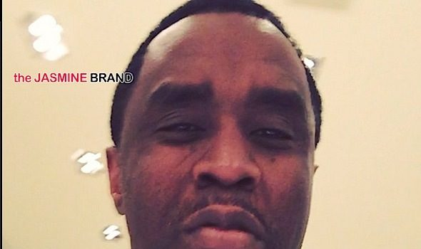 Sean Diddy Combs' Motivational Instructions for 2015: You don't hustle, you don't eat! [VIDEO]