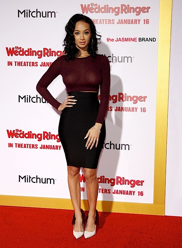 """The Wedding Ringer"" Los Angeles Premiere - Arrivals"