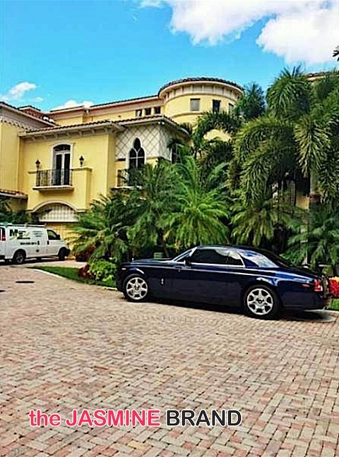 Ex NFL er Darren Sharper Lists Florida Mansion-the jasmine brand