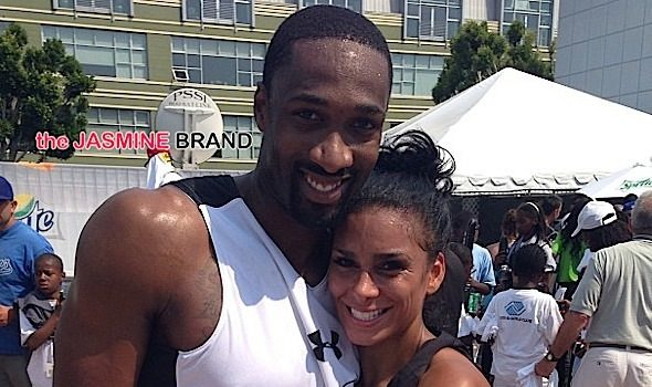 Gilbert Arenas & Laura Govan's Relationship Beyond The Point of Return: See Footage of Him Demolishing Luxury Car! [VIDEO]