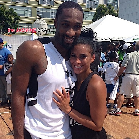 Laura Govan Compares Herself To The Late Nicole Simpson, Asks Gilbert Arenas To Leave Her Alone [Photo]