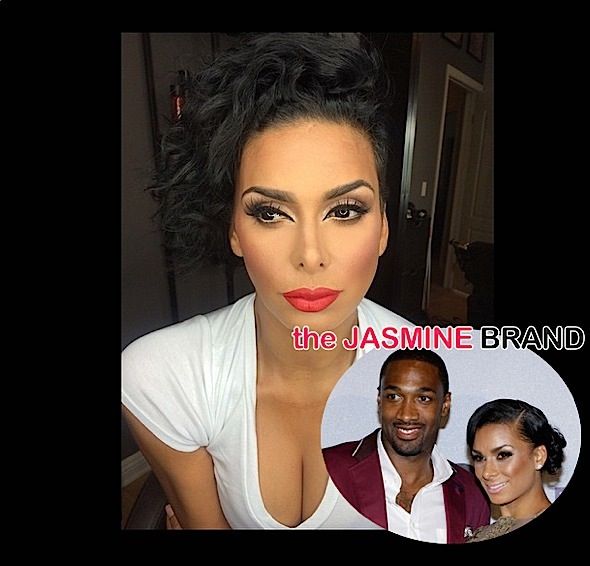 Laura Govan Suing Ex Gilbert Arenas: He kicked me out our mansion & sold my engagement ring!