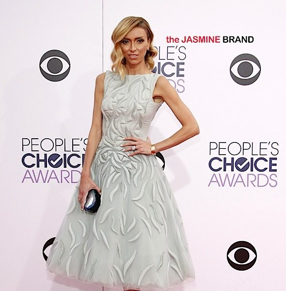 Deuces! Giuliana Rancic Leaves E! News