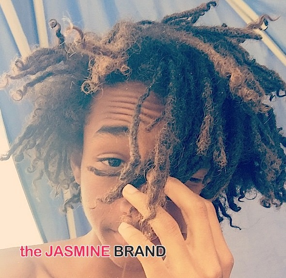 Jaden Smith-Dread Selfie-the jasmine brand