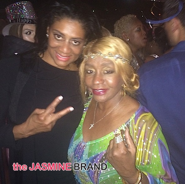 Janice Combs-Diddy New Years Party 2015 St Barths-the jasmine brand