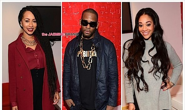 R. Kelly Celebrates With Birthday Party + T.I., Keri Hilson, Phaedra Parks, Claudia Jordan, Mimi Faust Attend [Photos]