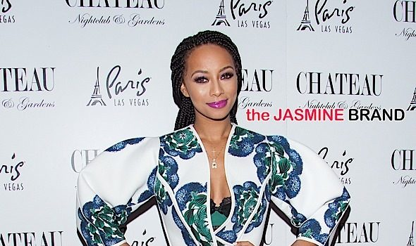 Celebrity Stalking: Keri Hilson, A$AP Rocky, Serena Williams, Tia Mowry, John Legend [Photos]