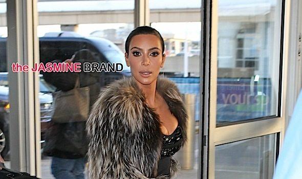 Celebrity Stalking: Kim Kardashian, Tamar Braxton, NeNe Leakes, Amber Rose, Gabrielle Union