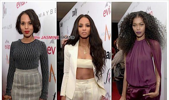'Fashion Los Angeles Awards' Show: Kanye West, Kerry Washington, Miley Cyrus, Ciara, Katy Perry [Photos]