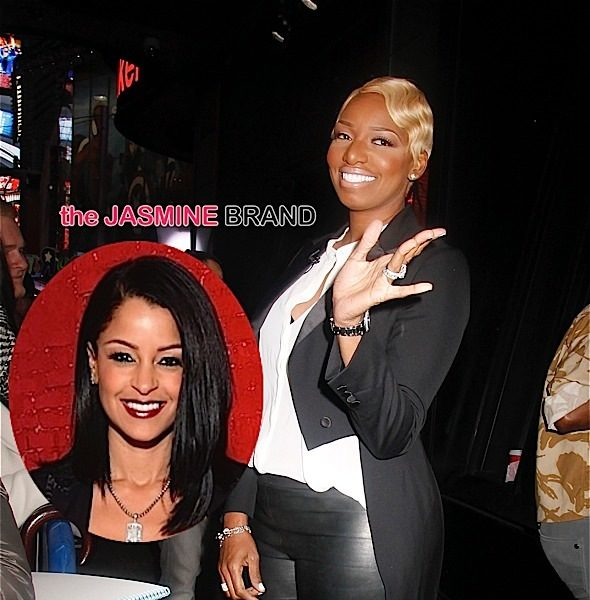 NeNe Leakes Explains Apology To Claudia Jordan: My behavior was inappropriate.