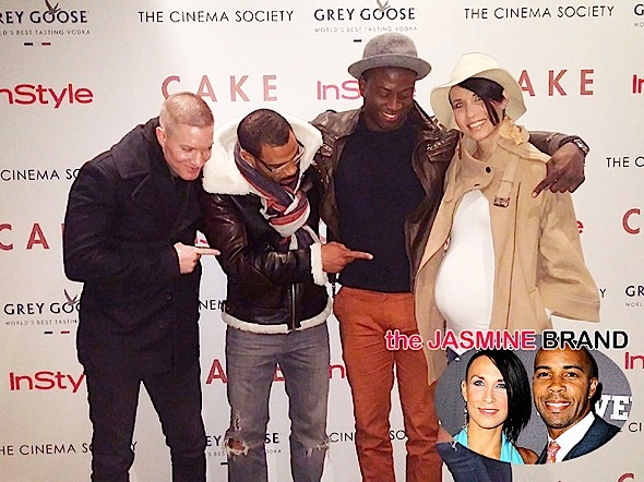[Baby Daddy News] Omari Hardwick & Wife Expecting Baby #2, YG Expecting Daughter + Matt Kemp Kills Fatherhood Rumors