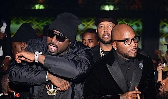 Jeezy, Future, Young Buck Party in ATL [Photos]