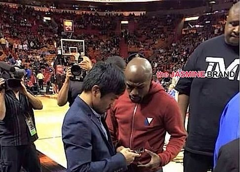 Floyd Mayweather Agrees to Fight Manny Pacquiao