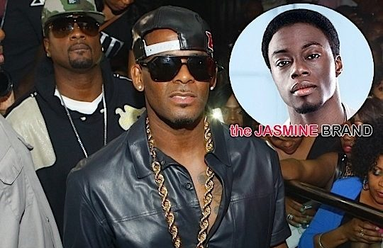 R.Kelly Says Aaliyah Movie Was A Flop: Can't nobody play me, homie. + R. Kelly Releases 'Happy Birthday' [New Music]
