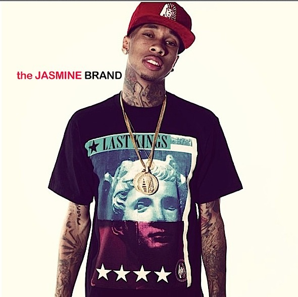 Rapper Tyga-Lawsuit Last Kings Designer-the jasmine brand