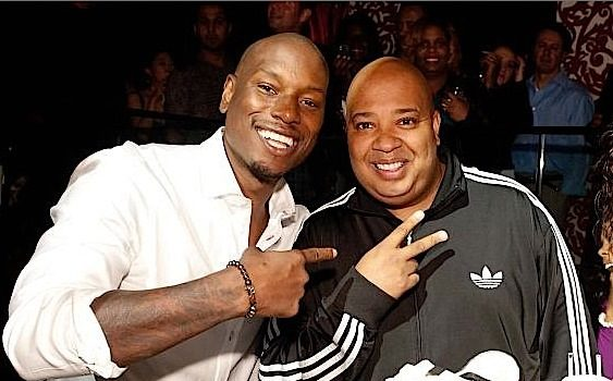 Rev. Run & Tyrese Prepping New Talk Show