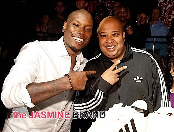 Tyrese & Rev Run Land New Series On OWN Network