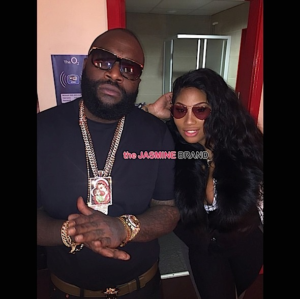 (EXCLUSIVE) Rick Ross' Girlfriend Ming Lee, In Reality TV Talks