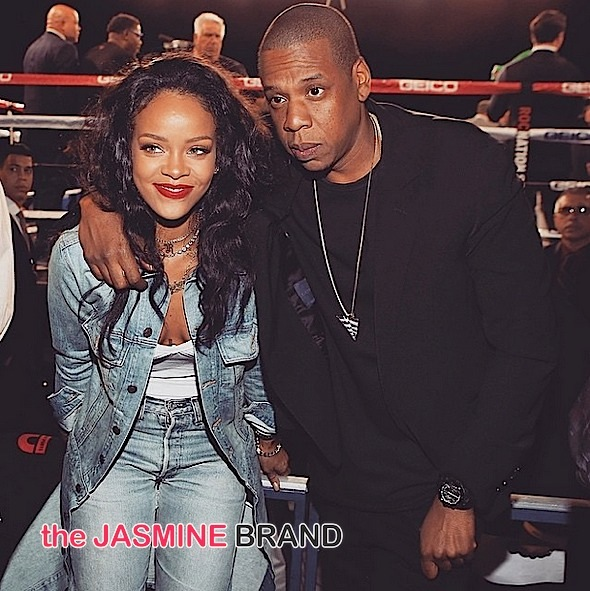 Jay Z's Roc Nation Sports Hosts 'Throne Boxing': Rihanna, Jake Gyllenhaal, Rosie Perez Attend