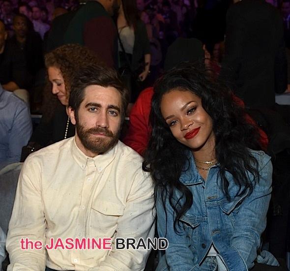 Jake Gyllenhaal, Rihanna