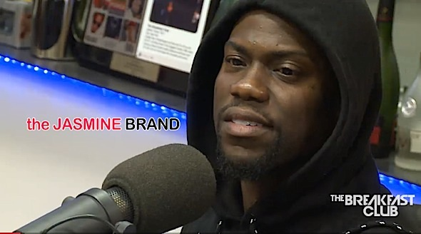 Kevin Hart Addresses Mike Epps Beef & Why His Ex-Wife & Fiancee Now Get Along [VIDEO]