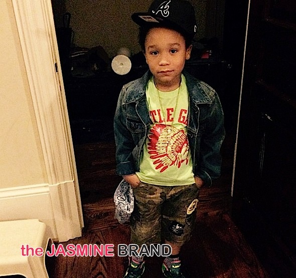 kiddie cuteness tiny harris amp tis son major covers
