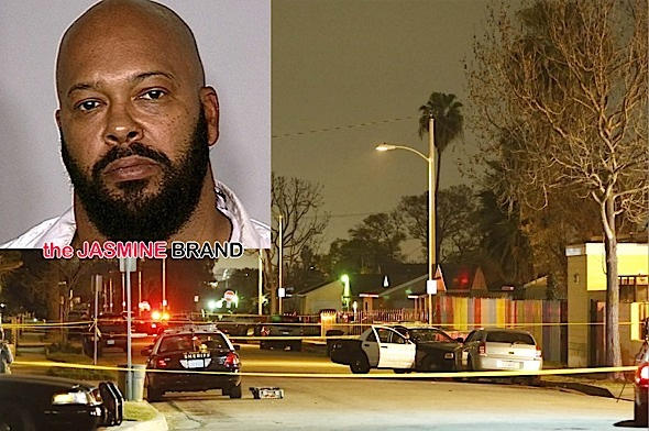 (UPDATE) Suge Knight Officially Charged With Murder & Attempted murder