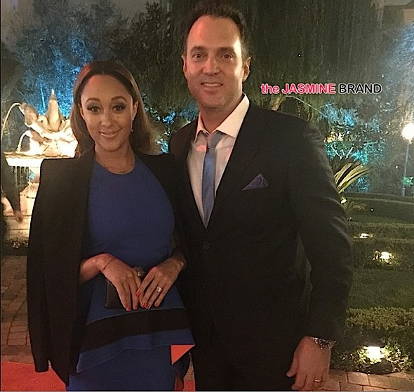 Tamera Mowry's Husband Adam Housely Speaks Out Denying He's Racist – I Love People From All Walks Of Life!