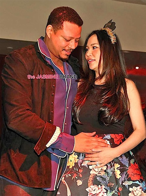 Terrence Howard expecting fourth child-with wife miranda-the jasmine brand