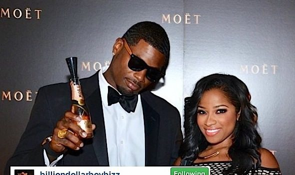 (UPDATE) Toya Wright Denies Reality Show, Says She's Fighting For Her Marriage With Memphitz