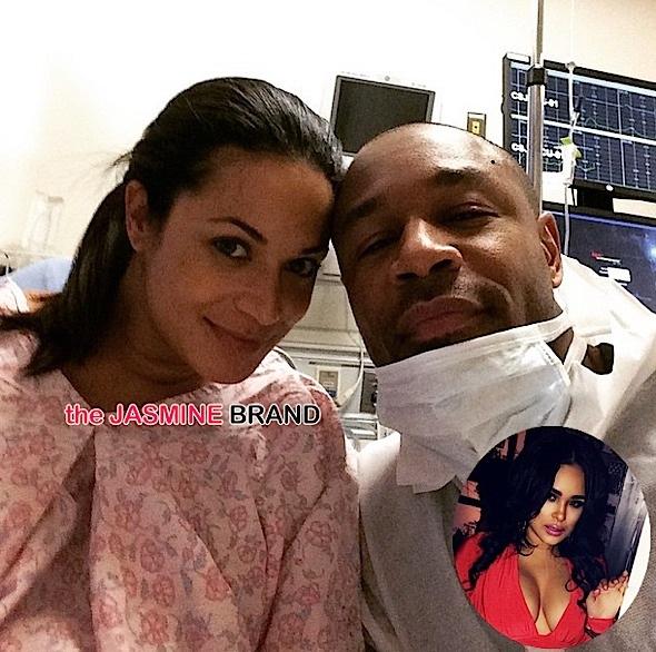 Ovary Hustlin': Fabolous' Girlfriend Emily B Pregnant + Singer Tank & Zena Foster Deliver Baby Boy!