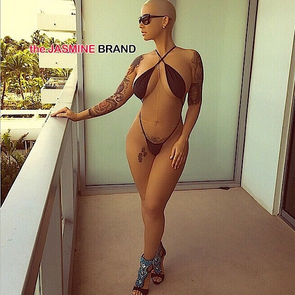 amber rose-bikini-the jasmine brand
