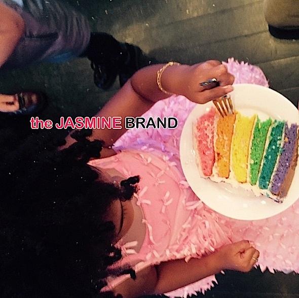 blue ivy birthday cake-the jasmine brand
