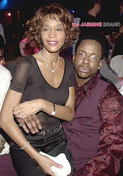 Bobby Brown Reveals First Time He Walked In On Whitney Houston Snorting Cocaine