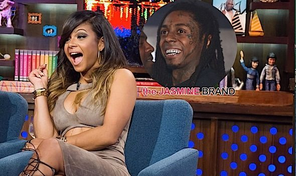 Christina Milian: Lil Wayne Doesn't Sip Syrup Anymore! [VIDEO]