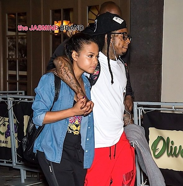Christina Milian Staying With Young Money, Despite Break-Up With Lil Wayne