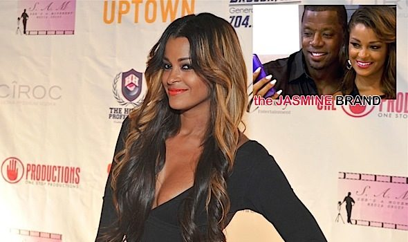 Claudia Jordan Denies Flirting With Kordell Stewart: He's a friend! [VIDEO]