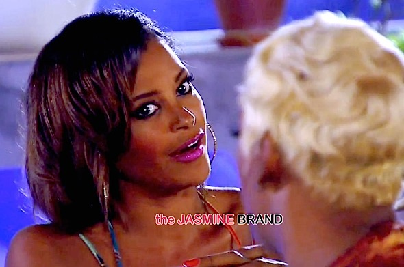 claudia jordan-nene leakes-argue-rhoa-the jasmine brand