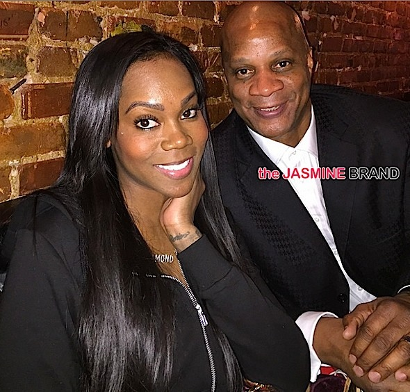 (EXCLUSIVE) Darryl Strawberry's Ex-Wife Pleads w/ Judge Over $300K In Back Spousal & Child Support