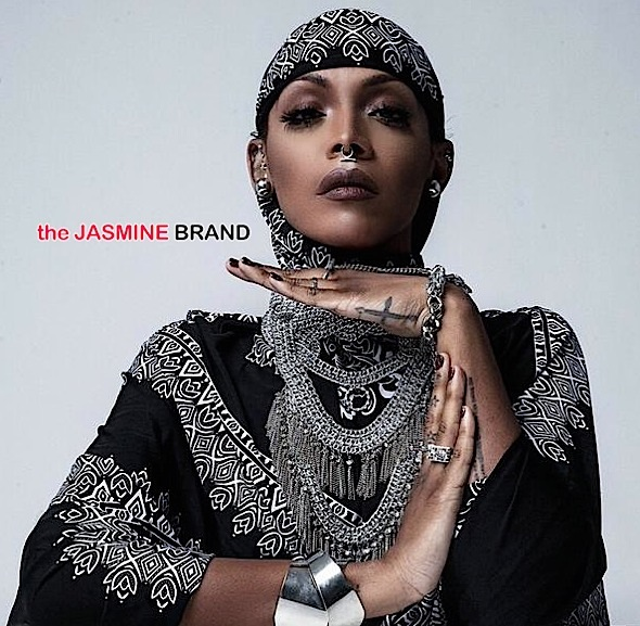 Dawn Richard Releases 'Castles' [New Music]