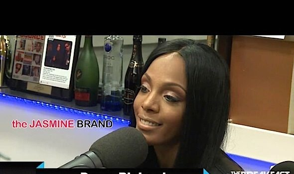 Dawn Richard Unbothered By Plastic Surgery Rumors, Apologetic About Punching Aubrey O'day [VIDEO]