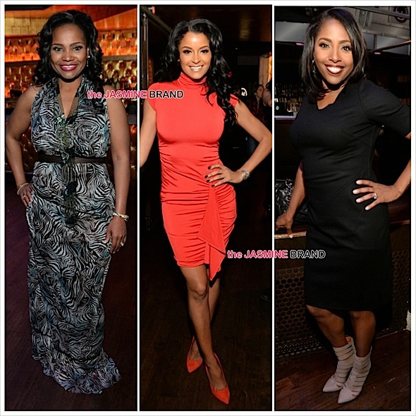 Married to Med's Dr. Heavenly Celebrates Launch: Claudia Jordan, Ebony Steele, Dr. Simone Whitmore Attend [Photos]