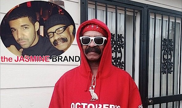 Drake's Dad Is Pursuing A Music Career